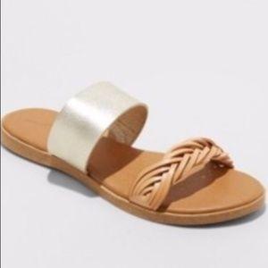 Women's Torri Two Brand Braided Sandals